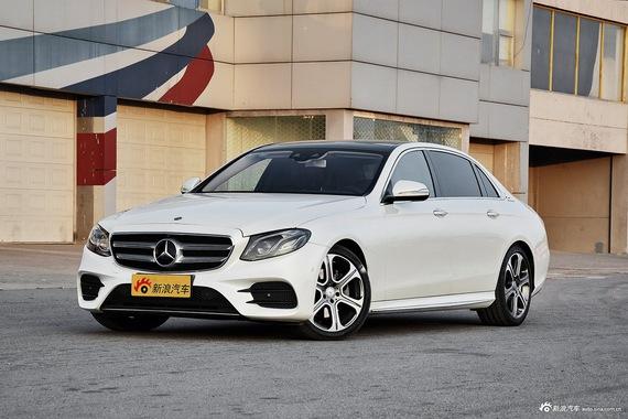 11月限时促销 奔驰E级最高优惠3.07万