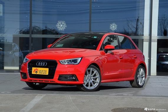 8月新车比价 奥迪A1新车优惠14.99万起