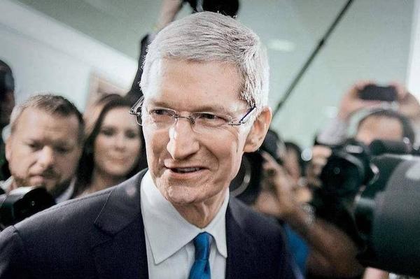 苹果无人车正式上路,这一次苹果没有颠覆行业