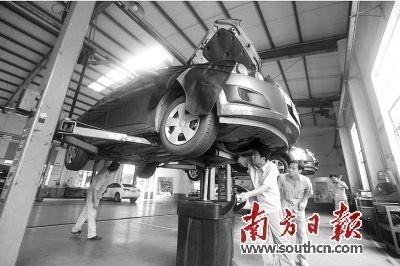 买得起修不起 汽车售后投诉高发如何维权?
