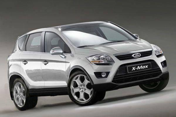 长安福特有望推出首款SUV X MAX高清图片