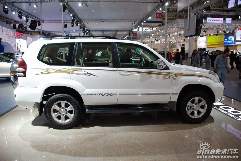 进口丰田霸道4000.2700低价格热销中-汽车优惠促销