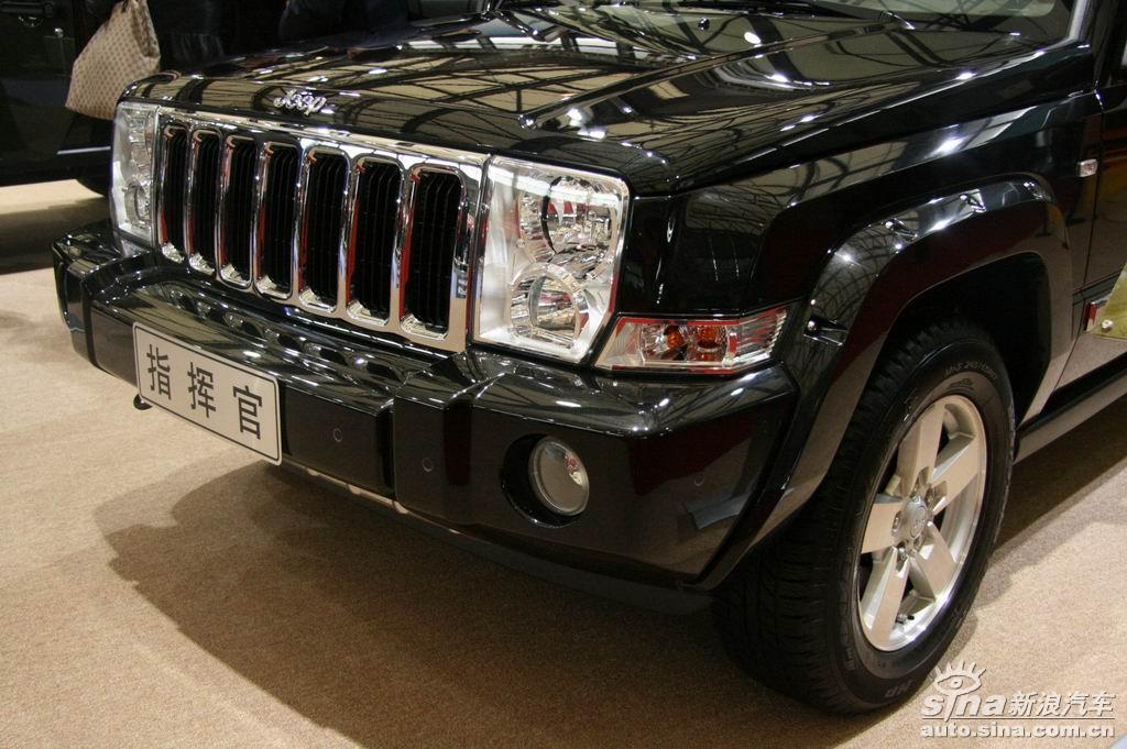 jeep指挥官_ 指挥官 图片