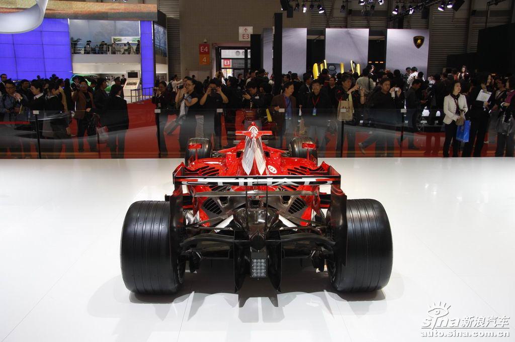 法拉利F1赛车图片高清图片