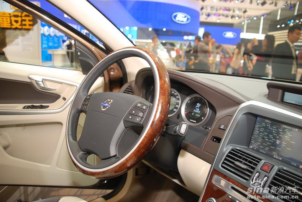 沃尔沃xc60 沃尔沃xc60图片 汽车图库 新浪汽车高清图片
