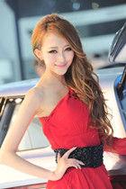 2012北京车展美模曲昱��