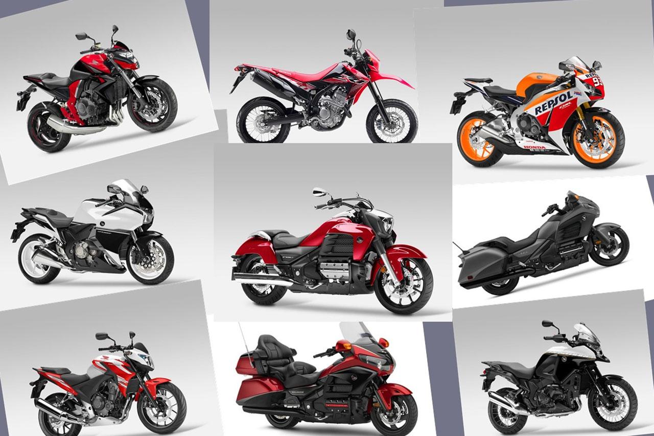 nc750x跨界摩托车