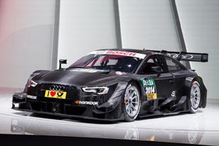 2014赛季奥迪RS5 DTM赛车发布