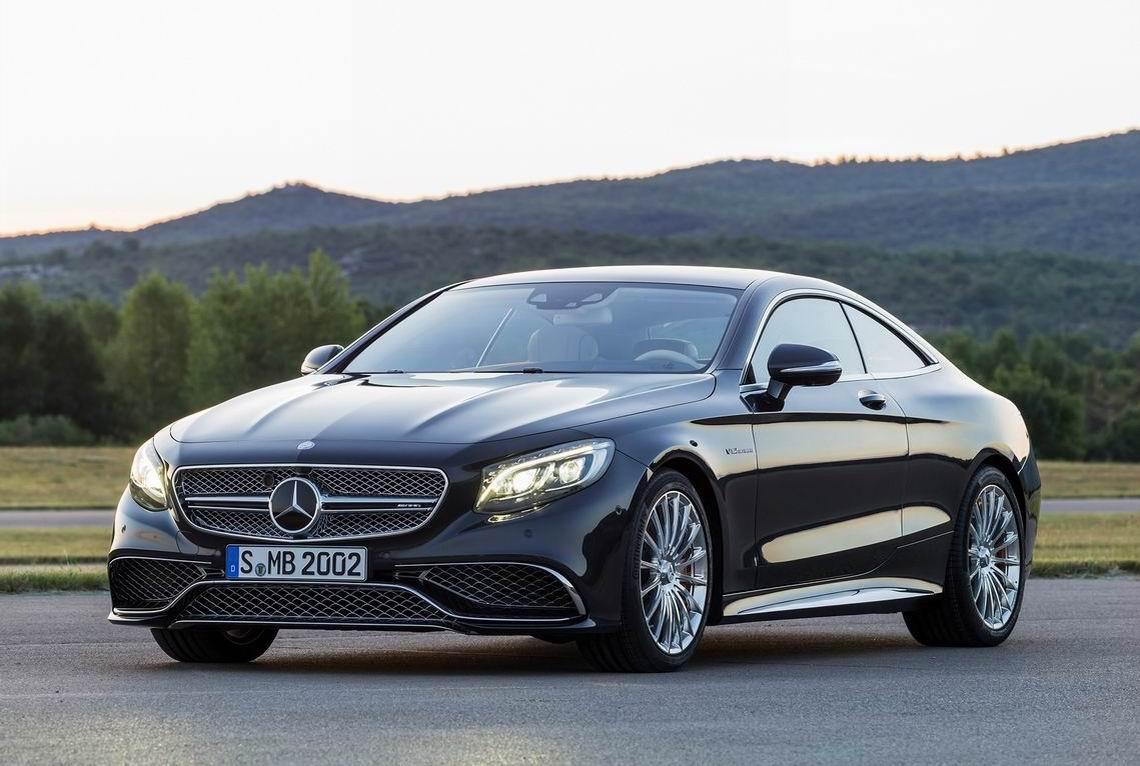 新奔驰s级coupe 9.6万英镑起