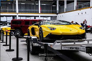 DMC发布兰博基尼LP720 Roadster改装套件