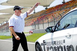 完美特警 BMW首席培训师Klaus Heimerl