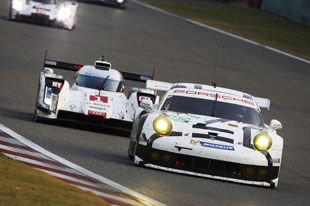 保时捷911 RSR获世界耐力锦标赛中国站冠亚军
