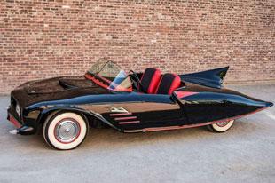 原始1963蝙蝠侠战车13万7千美金拍卖