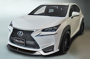 Wald International暴改雷克萨斯NX