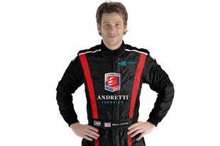 马克-安德雷蒂参加FE布宜诺斯艾利斯大奖赛