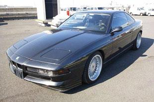 BMW 8系已经够稀了 它还是Alpina的