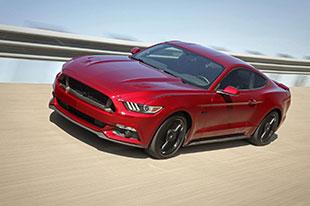 新款套件及选配 2016款福特Mustang发布