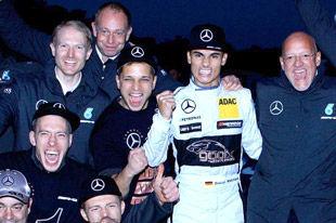 DTM最年轻的冠军诞生 小鲜肉或加盟F1