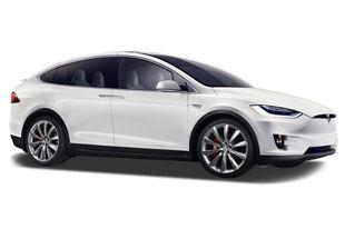 好马配好鞍 倍耐力为Model X提供原配轮胎