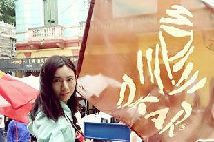"""恋恋""""风尘"""" 张小鹅的达喀尔奇幻之旅"""
