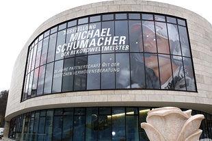 舒马赫职业生涯展德国开幕 两年内免费参观
