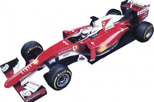 法拉利2016 F1战车涂装重归复古 或超900马力