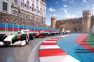 阿塞拜疆巴库将成为世界上车速最快的街道赛