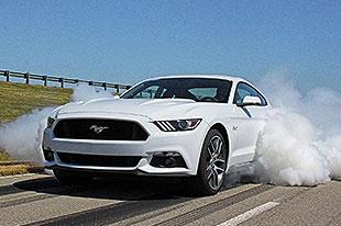 福特展示2015款Mustang打造过程