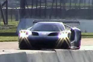 快马加鞭 福特着手测试全新GT赛车