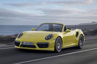 经典再升级 保时捷911 Turbo系列改款