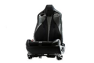 尴尬的绅士 雷克萨斯全新V-LCRO座椅技术