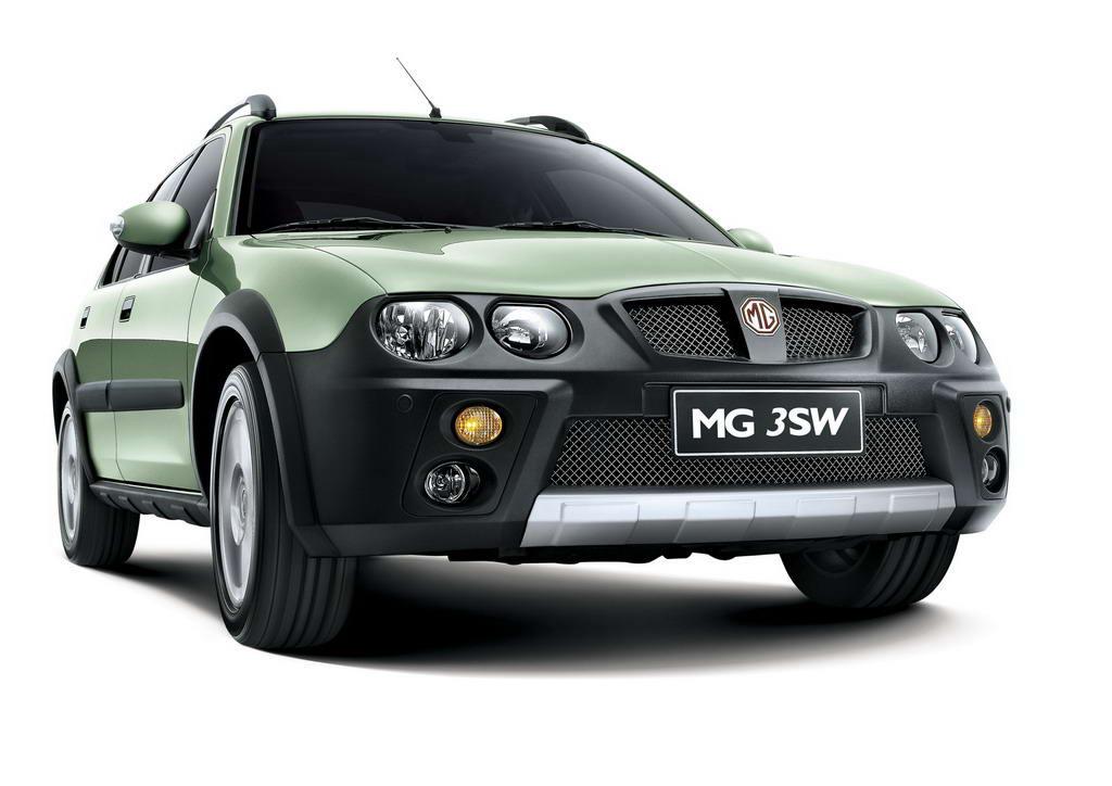 mg名爵3系sw mg3系sw图片 汽车图库 新浪汽车 -MG名爵3系SW MG3高清图片