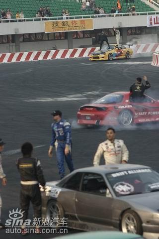世界汽车飘移系列赛06年精彩回顾 图片 新浪汽车 新浪网高清图片