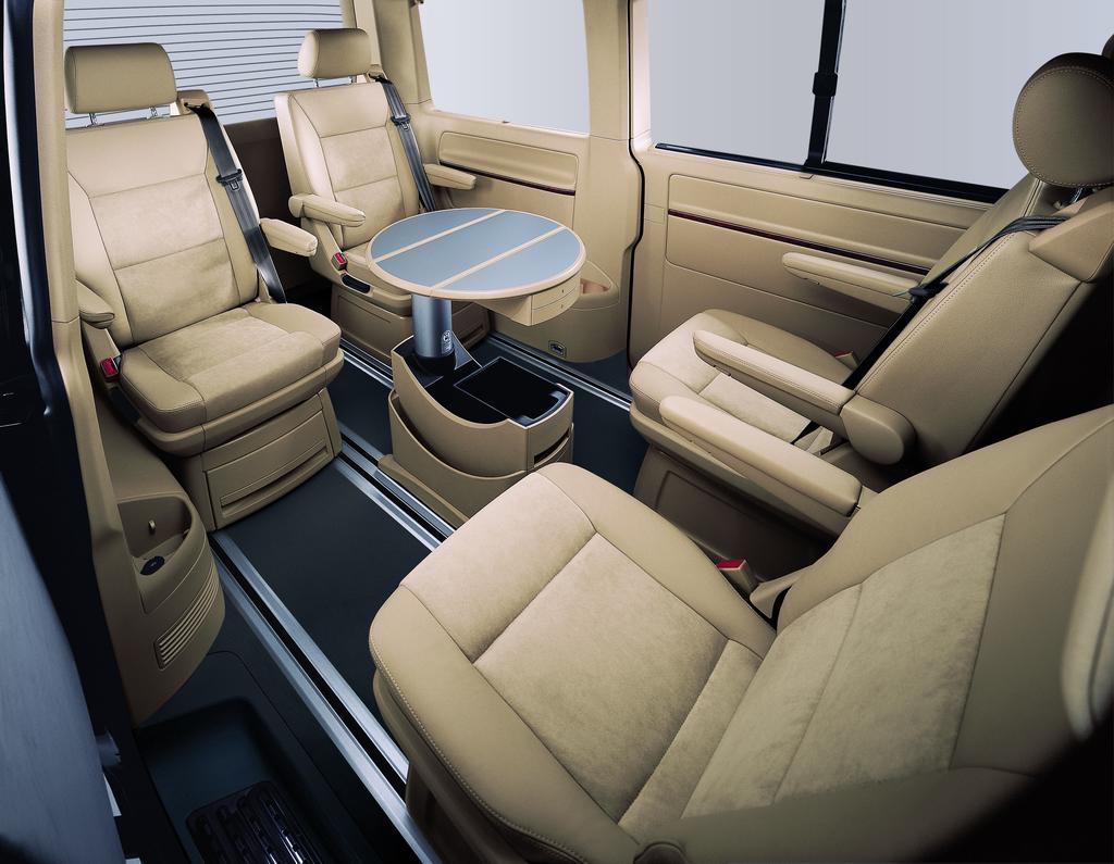 河南国际汽车 高端商务mpv大比拼 multivan多功能商高清图片