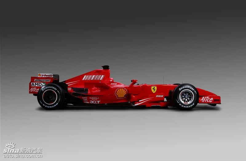 法拉利f1客户赛车