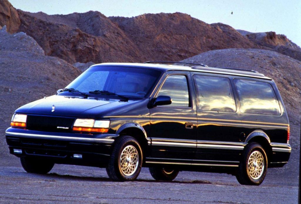 图为1989年至1994年车型
