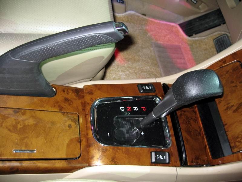 比亚迪F6自动变速箱