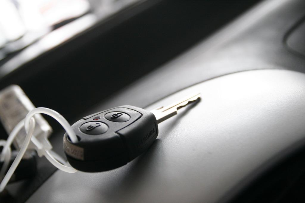 奇瑞QQ3车钥匙 奇瑞QQ3图片