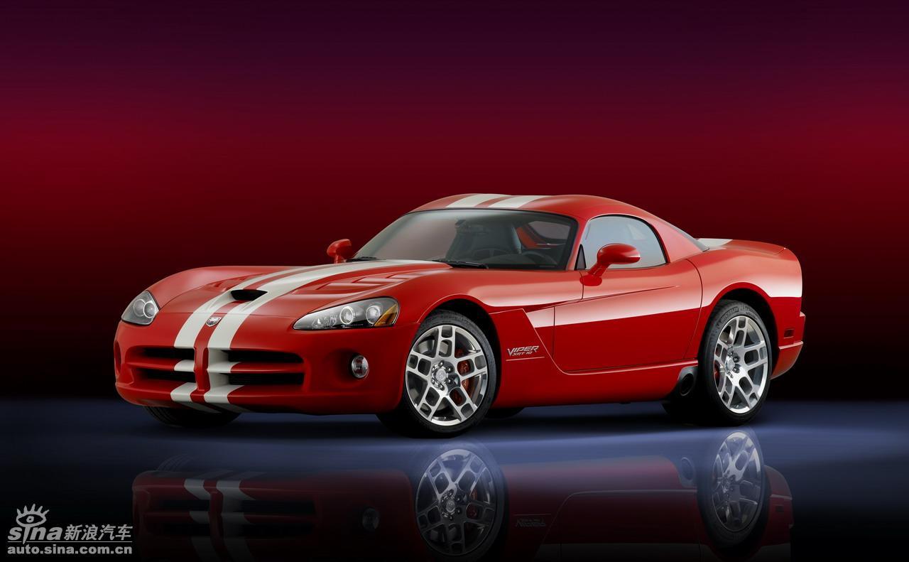 道奇蝰蛇 蝰蛇图片 汽车图库 新浪汽车高清图片