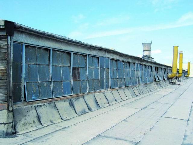 一汽解放厂房改造前高清图片