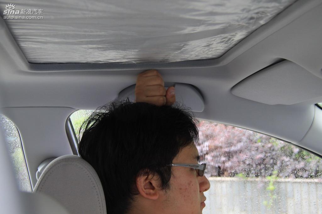 中华骏捷cross内饰实拍图 骏捷cross空间图片 汽车图库 新浪汽车高清图片