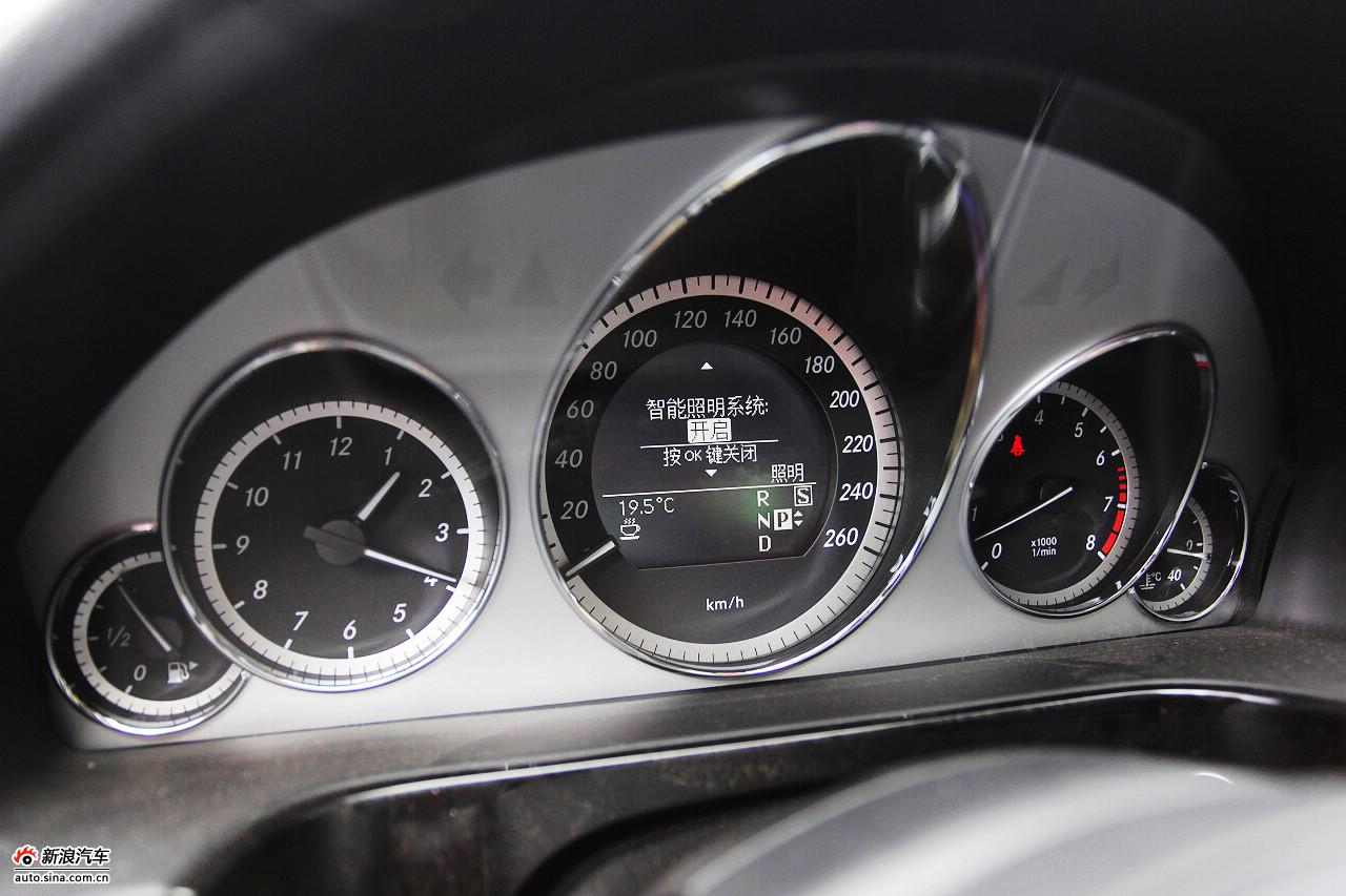 2010款奔驰E300L时尚型尊贵版