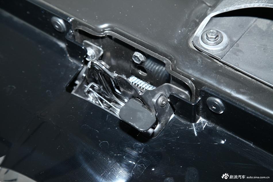 2014款索纳塔八 2.4L 自动豪华版 国IV