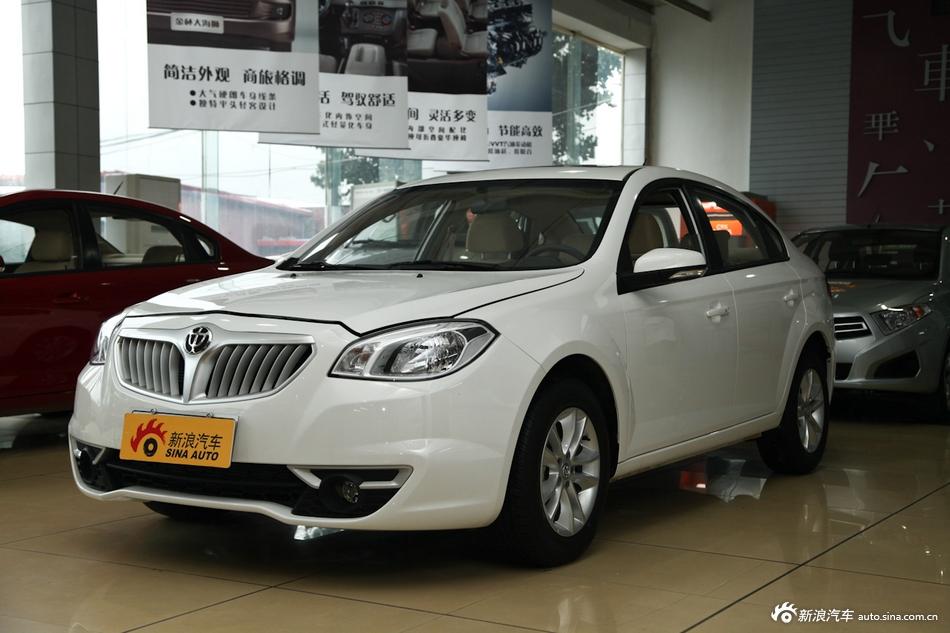 2013款中华H330 1.5L自动舒适型
