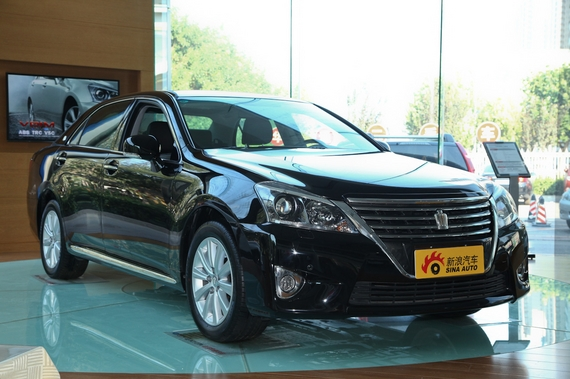2012款皇冠V6 2.5L Royal Saloon