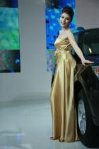 海马展台3号模特