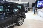 隆博改装奔驰G500