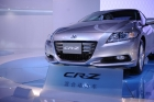 本田CR-Z混合动力