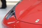 法拉利458展台实拍