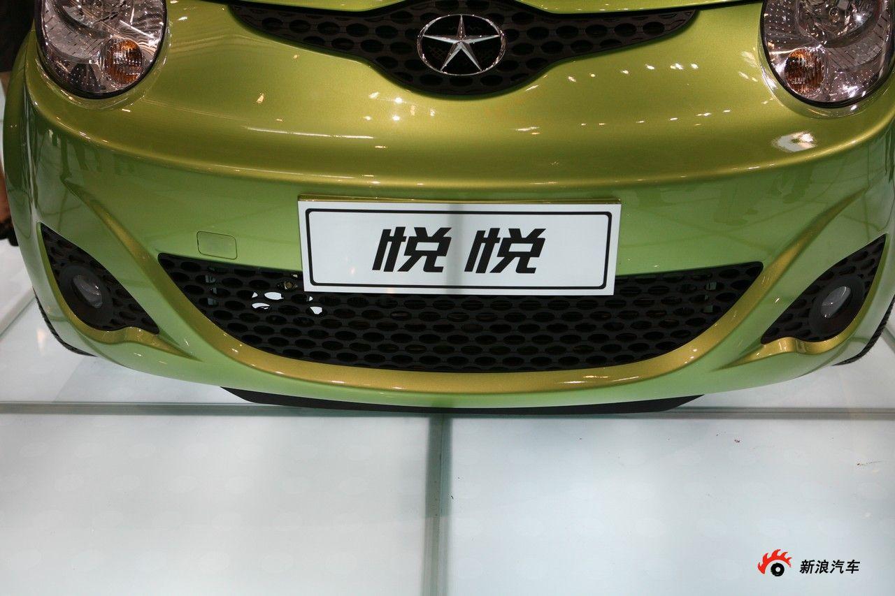 江淮悦悦高清图片